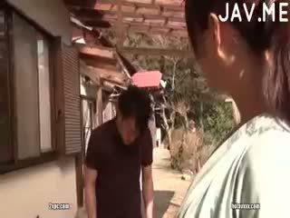 morena, japonés, corrida