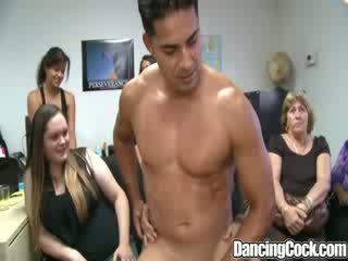 Dancingcock verbazingwekkend dong kantoor groep