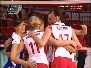 Poland volley gyzyň bampery
