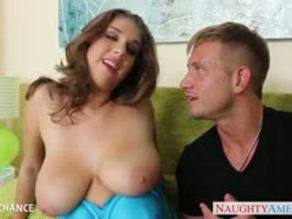 Aktris alex şans emmek ve sikme bir büyük floppi göğüsler