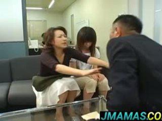 japanilainen, vanha + young, anaali-