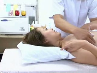 Massasje therapy spycam