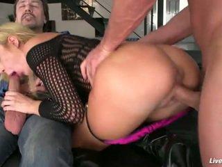 Livegonzo amy brooke seksualu double analinis penetration