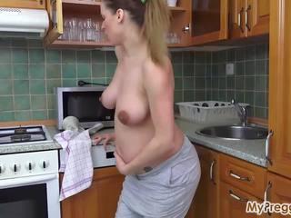 big boobs, painful, pregnant