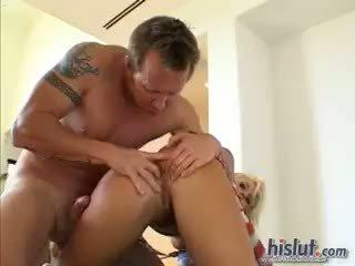 Brittney Gets Fucked Hard