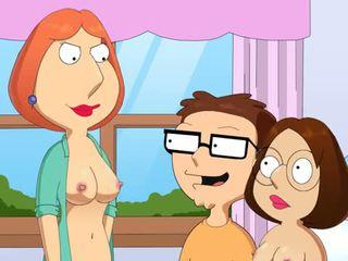Family Guy xxx parody1