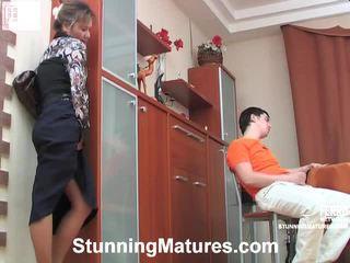 Hot Stunning Matures Mov Starring Adam, Bridget, Lillian