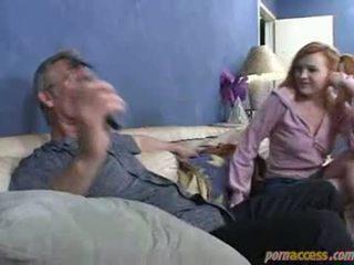 papá, hija, papá