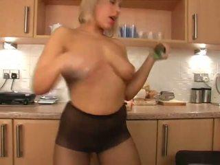 Panyhose veggie adventure, brezplačno najlonke porno 4b