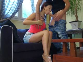 La Sublime Julia: Cum in Mouth HD Porn Video 95
