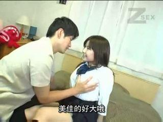 japanese, blowjob, schoolgirl