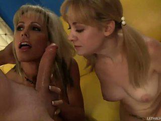 Jordan lynn teaching ji hči kako da suck
