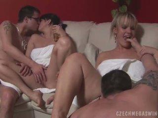 hardcore sex, oral sex, groupsex