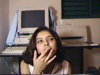 fajčenie, cumshots, brazílčan