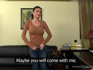 audition, big tits, casting