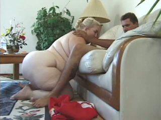 blondes, fat, fat mature