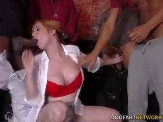 Lauren phillips exotisch gangbang