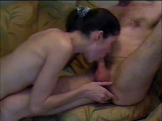 Licking cazzo con passion video