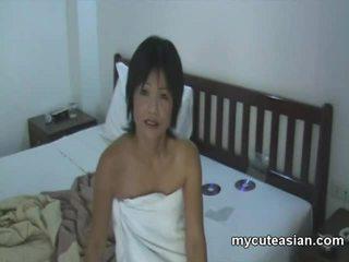 Asiatiskapojke amatör pro äldre muntlig nöje xxx