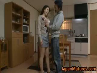 japonec, skupinový sex, veľké prsia
