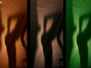 Shadows -indian porno película con sucio hindi audio