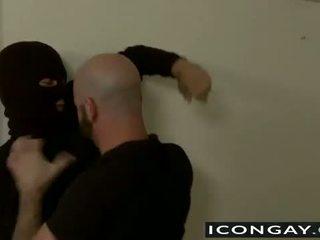 Alex the thief gets alkollü sikme itibaren adam