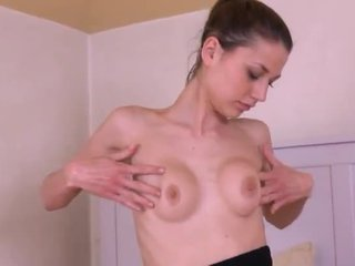 Gyno toys in her deep cunt cunt