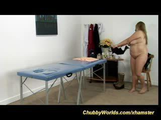 big boobs, bbw, massage