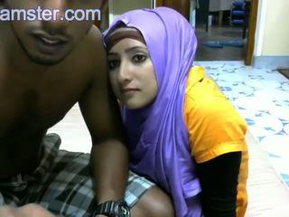Ženatý srilankan pár