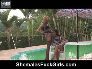 Agatha fernanda trans sikiş lady on video