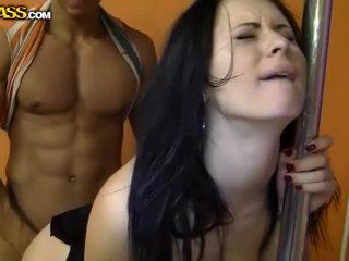hardcore sex, mačička kurva, monster cock