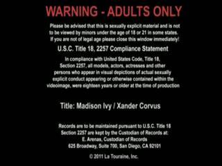 Xander corvus in madison ivy has seks pri the delo