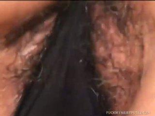 oral sex, hairy cunt, ebony