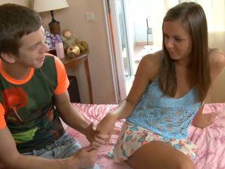 Poredne fellow removes najstnice dekleta