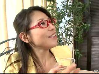 Mizuki ogawa cock-stuffed với cô ấy loverã'â´s