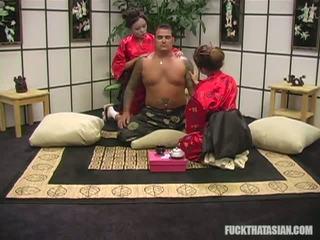 Geisha 소녀