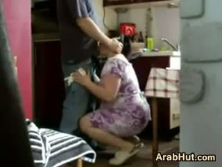 Thick amaterke arab punca gets zajebal
