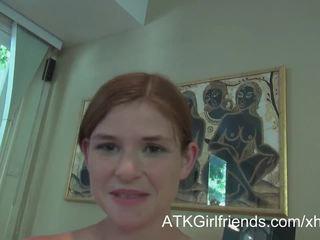 您的 virtual 日期 同 lara brookes 从 atkgirlfriends.com