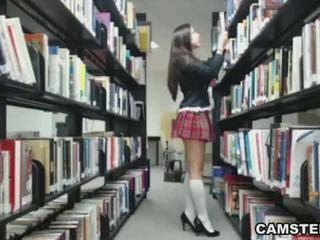 摄像头, 脱衣舞, 女学生