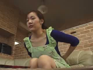 Hapon lonely ina masturbate sa livingroom video