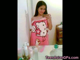 Teini-ikäinen korealainen gfs alasti!