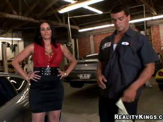 性交性愛 最熱, 新鮮 口交 最好的, 大胸部 有趣