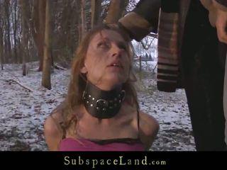 deepthroat, sexo ao ar livre, tortura
