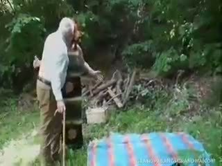 bbw, bà nội, blowjob