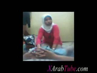 Hijab riist massaaž