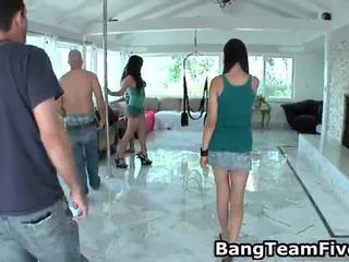 sesso hardcore, sesso di gruppo, sesso anale