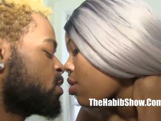 black and ebony, hd porn, the habib show