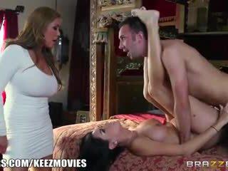 Brazzers - Kianna Nadia steals stepdaughter's man