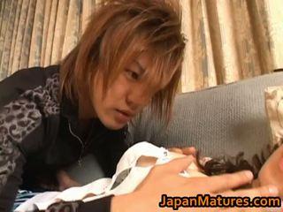 japonês, japão, mães e meninos