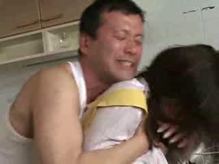 빌어 먹을 나의 아내 sister 에 kichen 비디오
